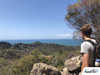 Fort Walk op Magnetic Island