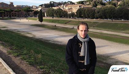 Circus Maximus tegenwoordig