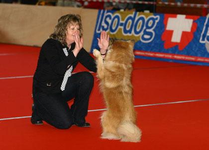 Dogdance Winterthur 2008