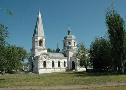 Свято-успенський храм