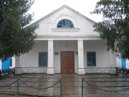 Сільський будинок культури