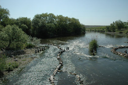 Річка Інгулець