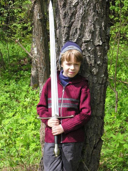 Мой младший сын Серафим