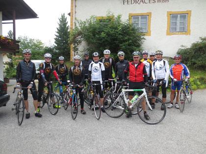 RSG in den Dolomiten 2014