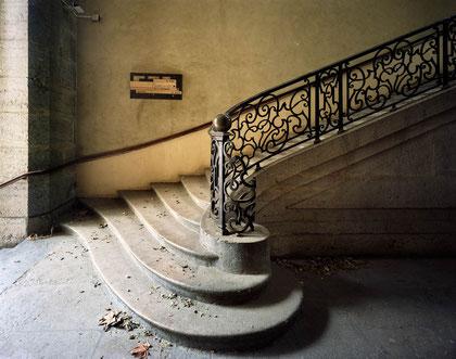 © Romain Meffre et Yves Marchand