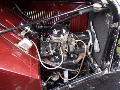 P4 Motorraum 1935