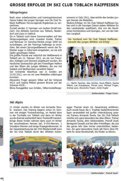 Ausgabe 02/2011 v. 01.06.2011