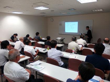 岐阜県産業振興センターネット活用セミナー