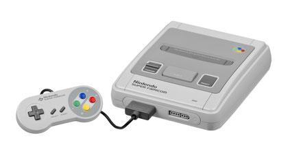 Super Nintendo (modelos europeo y americano), 1990