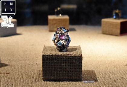 Finger ring exhibition in Kyiv