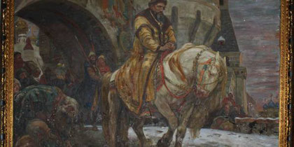 Painting by Mykhaylo Panin