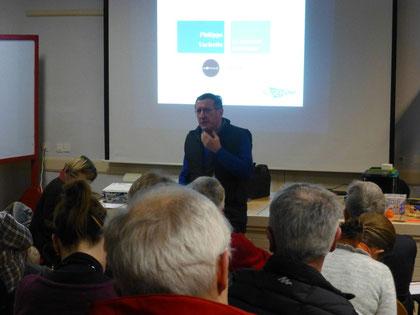 Philippe Vachette explique son parcours