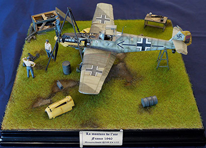 Me 109 E4 Dragon 1/32