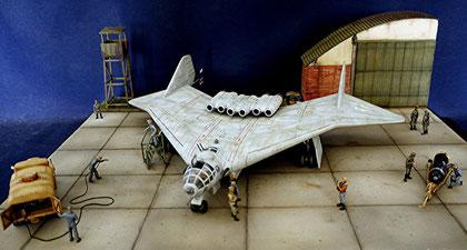 Arado 555 1/72 Revell