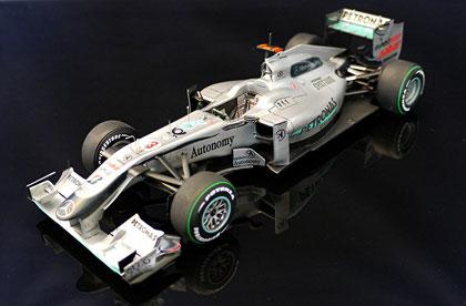 F1 GP Petronas MGP W01 1.24 Revell