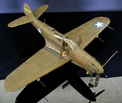P39Q Airacobras Spécial Hobby