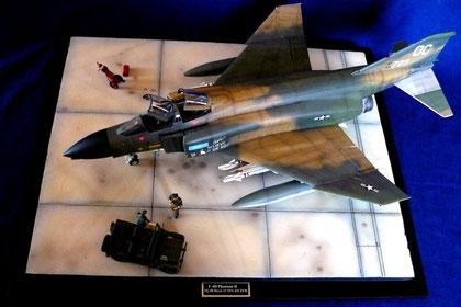 F4D Phantom II 1/32 Tamiya