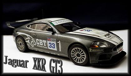 Jaguar XKR GT3 Airfix 1/32