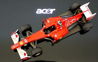 Ferrari F10 1/24 Revell