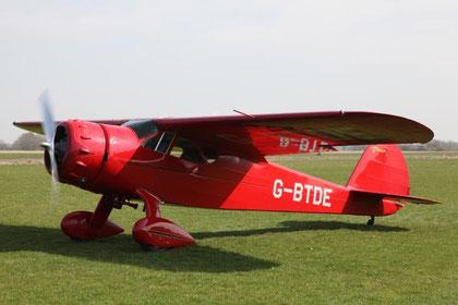 Cessna 165 - G-BTDE