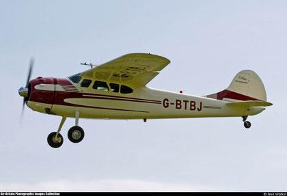 Cessna 195 - G-BTBJ
