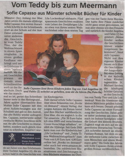 Münsterer Anzeiger 04.03.2010