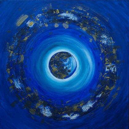 Freiheit, Soul Healing Art - Seelen Heil Kunst -  Seelenbilder Seelenheilbilder Heilbilder Energiebilder von Monika David, www.mondavid.de