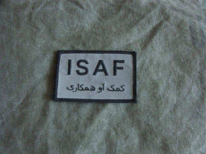 ISAF Abzeichen