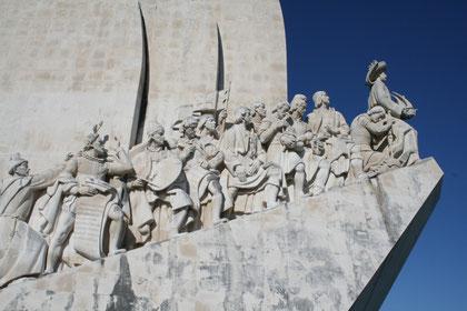 Entdeckerdenkmal in Belem am Tejo