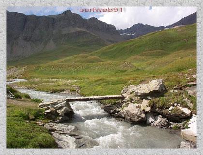 Val D'Isère et ses environs (en été)