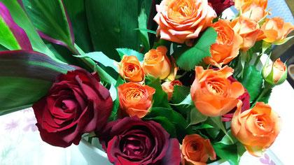 プリザーブドフラワー,花束,プレゼント