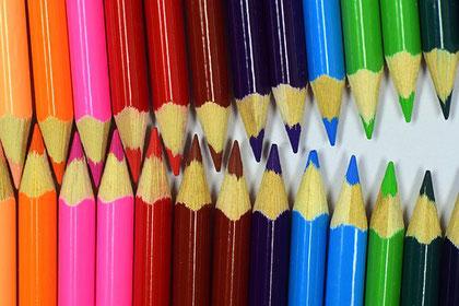 Buntstifte-Reißverschluss pixabay