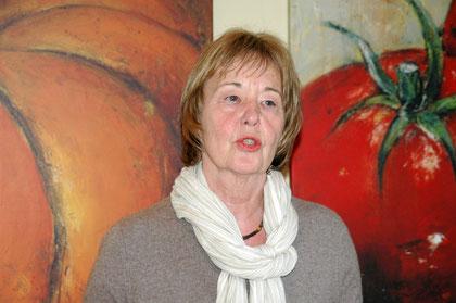 Referentin Annegret Sloot