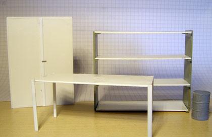 Zur Entspannung paar Möbel gebaut....