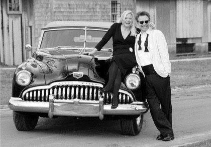 Peggy Raley & Eddie Sherman