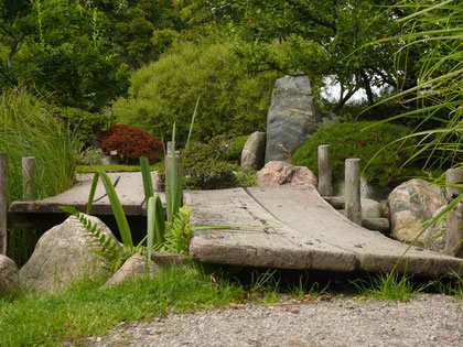 Brücken verbinden Impuls Naturell Jeanne Siepert