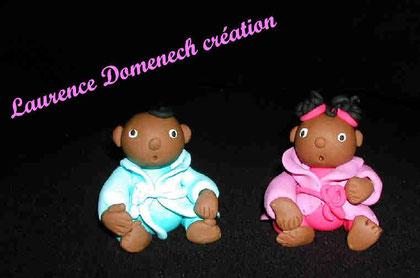jumeaux figurines...