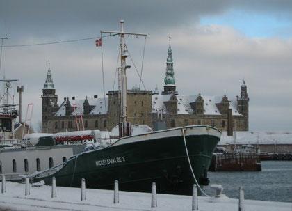 Kronborg, un matin d'hiver 2007...