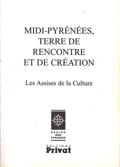 Compte rendu des Assises Culturelles de Toulouses
