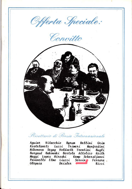 Couverture de la revue OFFERTA  SPECIALE Otobre 1993
