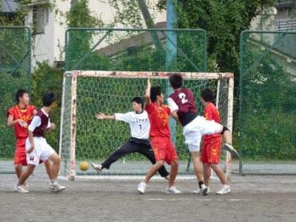 ハンドボール部2011.10.23