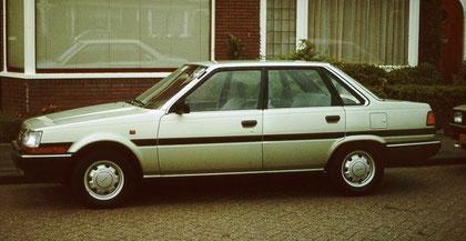 Toyota Carina II DX 1987. 1600 c.c.