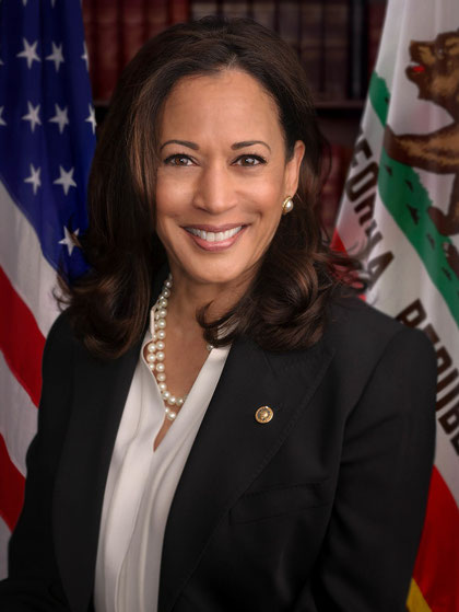 Foto: Office of Senator Kamala Harris, Public domain, via Wikimedia Commons