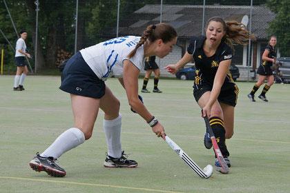 Landhockey Frauen YB - Olten