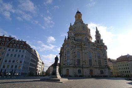 Dresden; Frauenkirche