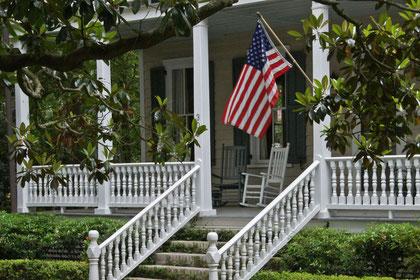 Südstaaten-Klische in Reinkultur
