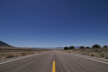 "Hwy 50 - ""loneliest Road of the USA"