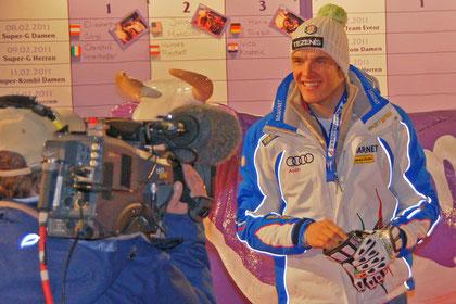 Der Weltmeister: Christoph Innerhofer (I)