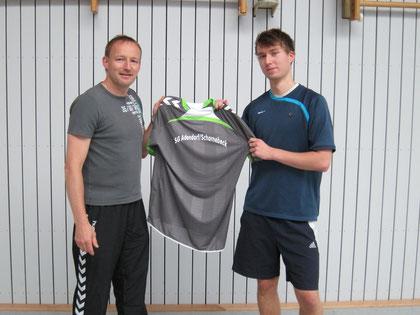 Sponsor der männlichen A-Jugend: Förderverein SG Adendorf/Scharnebeck