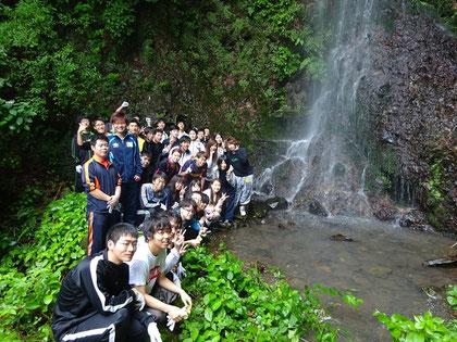 規律研修 『日見ずの滝』ウォーキング
